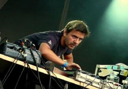 Laurent Garnier Live Funky Techno DJ-Sets DVD Compilation (2010 - 2020)